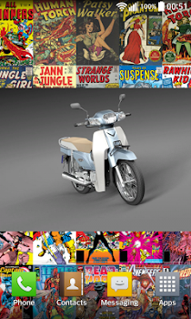 360° Small Motorcycles