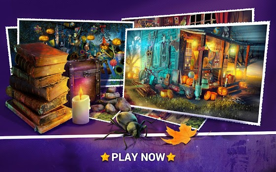 hidden objects halloween games haunted holiday
