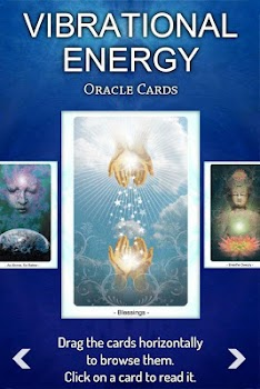 Vibrational Energy Oracle Deck