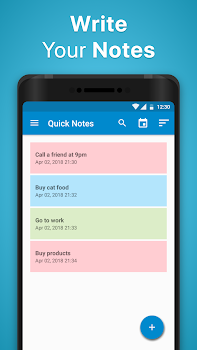 Notepad - Quick Notes