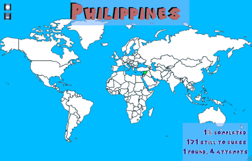 Find the countries map game by palmera labs board games find the countries map game gumiabroncs Gallery