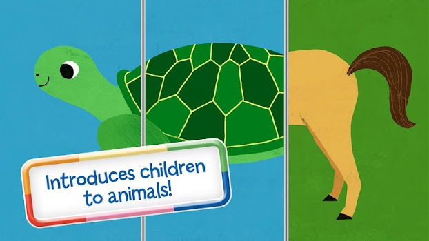 Animal Match-Up: Game for Kids