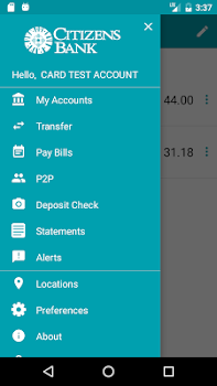 Citizens Bank - Mobile Banking