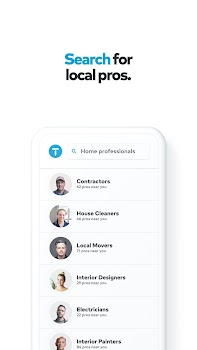 Thumbtack: Find professionals for any project