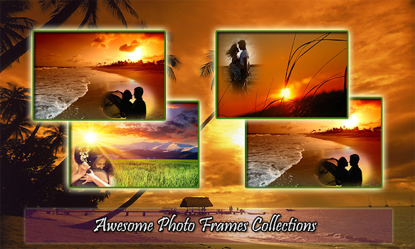 Sunset Photo Frame - by Tocus App - Photography Category - 72 ...