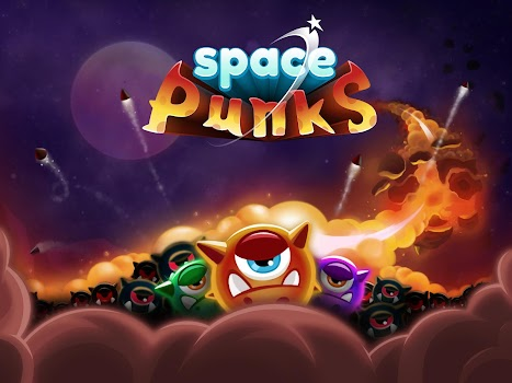 Space Punks - Invaders Clash