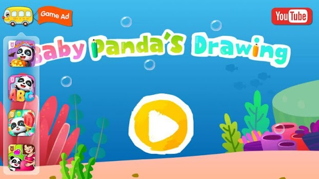 Baby Panda\'s Drawing Book - Painting for Kids - by BabyBus Kids ...