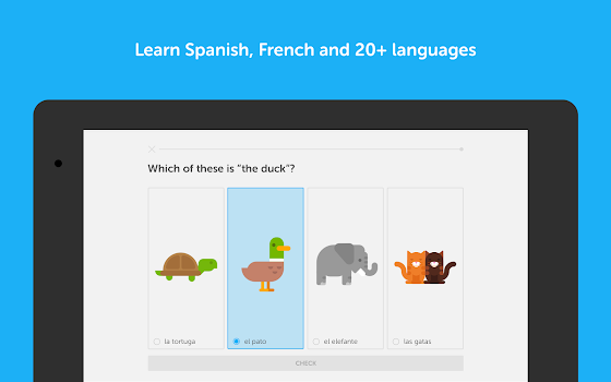 Duolingo: Learn Languages Free