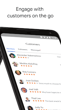 Google My Business - Connect with your Customers