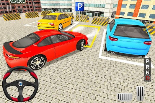 Cozy Car Parking Fun: Free Parking Games