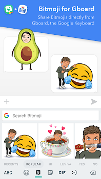 Bitmoji – Your Personal Emoji