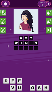 Guess The Celeb Quiz