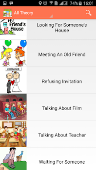 Daily English Conversation by Paris Learn English Tools Category