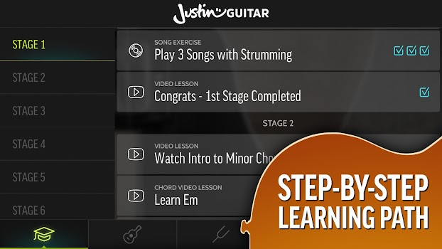 Justin Guitar Beginner Course: Play Real Songs