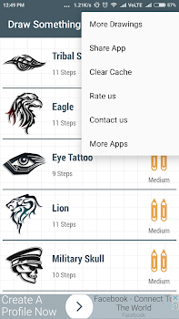 Learn How To Draw Tattoo By Pansuriya Infotech Art Design