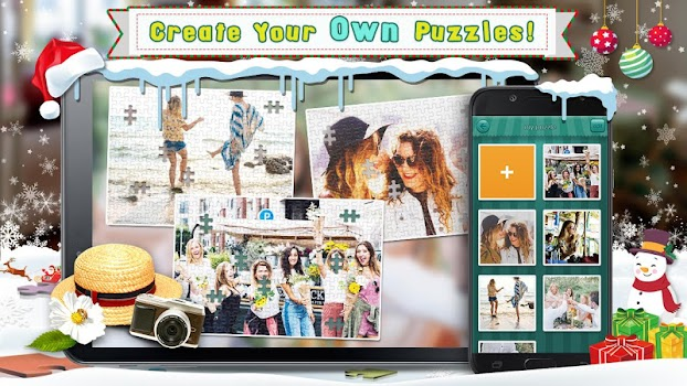 Fun Jigsaw Puzzles World 2018—FREE adult puzzles