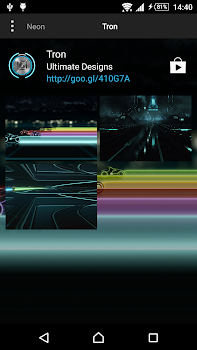 TSF Shell Theme Tron
