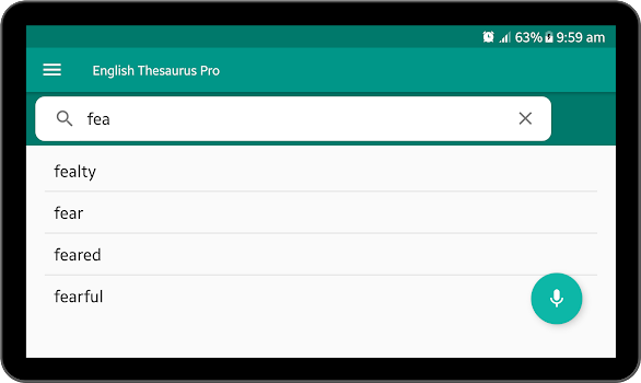 Best 10 thesaurus apps appgrooves discover best iphone android english thesaurus solutioingenieria Choice Image