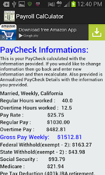 paycheck calculations