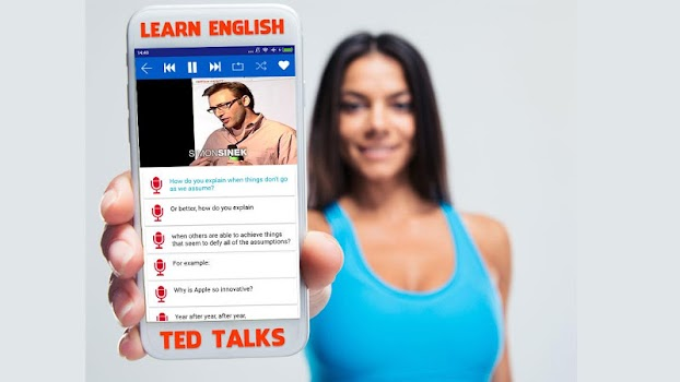 Learn English from Ted Talks