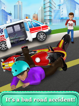 Hospital Emergency Rescue - Doctor Games