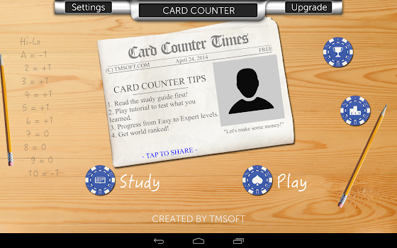 Card Counter Lite