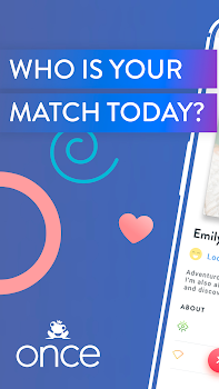 Once - Quality Matches Every day