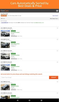 Used Car Search Pro - iSeeCars