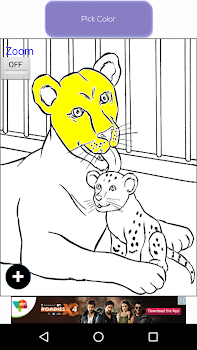 Happy Zoo Coloring Book - by Prism Studio Apps - Art & Design ...
