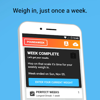 Guided Diet Plan and Calorie Counter by Poundaweek