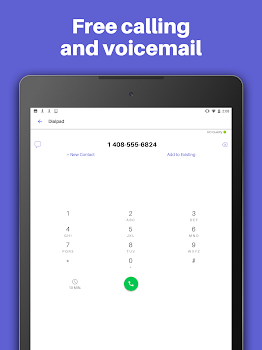TextFree: WiFi Calling App