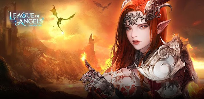 League of Angels-Paradise Land - by GTarcade - Role ...  League of Angel...