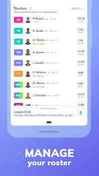 Best 10 Fantasy Sports Apps - AppGrooves: Discover Best