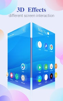 U Launcher Lite – FREE Live Cool Themes, Hide Apps