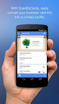 Best 10 apps for scanning business cards appgrooves discover best scanbizcards lite scan card colourmoves