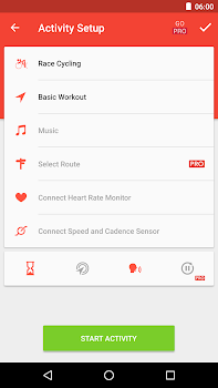 Runtastic Road Bike Trails & GPS Bike Tracker