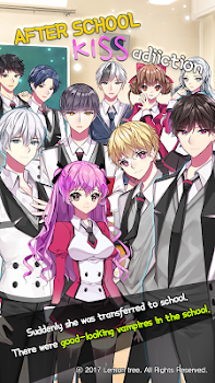 after school kiss addiction- otome dating sim