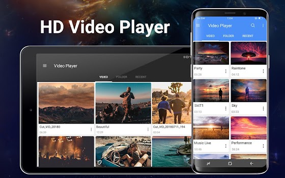 HD Video Player - Media Player
