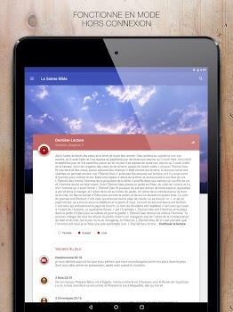Best 10 french bible apps appgrooves bible en franais louis segond fandeluxe Image collections