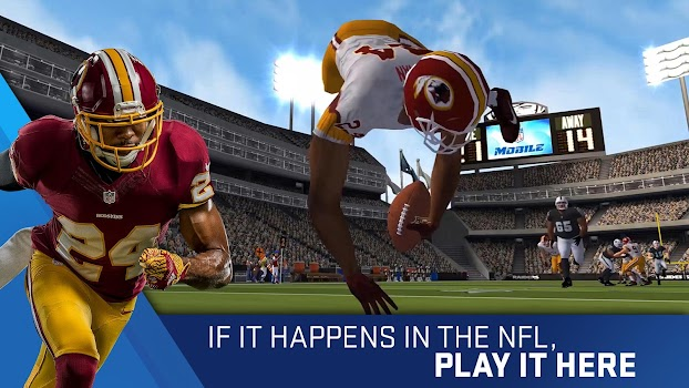 ... Madden NFL Football ...