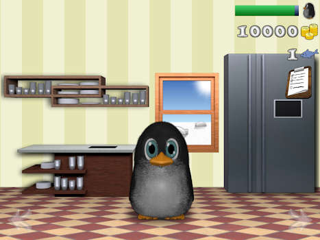 Puffel the Penguin - Your personal sweet pet