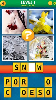 4 Pics 1 Word Puzzle Plus