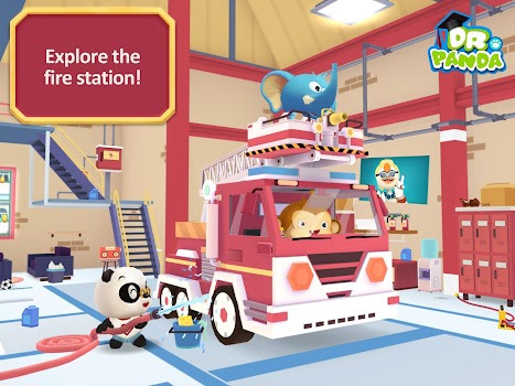 Dr. Panda Firefighters - by Dr. Panda - Adventure Games Category ...