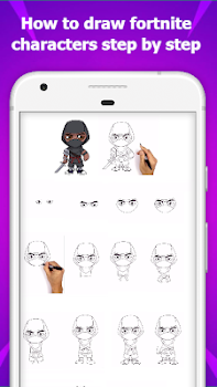 How To Draw Fortnite By Bilboapps Art Design Category 113