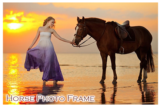 Horse Photo Frames - by Sky Studio App - Photography Category - 13 ...