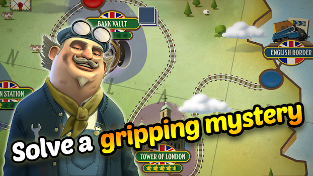 Enigma Express - A Hidden Object Mystery