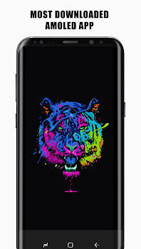 AMOLED 4K PRO Wallpapers