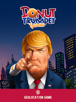 Donut Trumpet Tycoon - Real estate Investing Game
