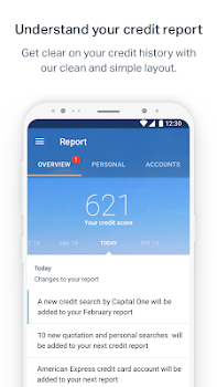 ClearScore - Track Your Credit Score & Finances