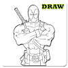 How To Draw Super Hero Characters